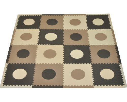Tadpoles Playmat Set Creates Soft Base On Cold Hard Floors