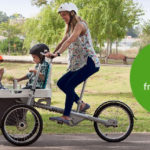 Taga 2.0 Affordable Family Bike with Many Add-ons