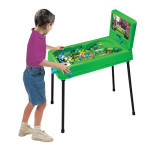 Cool Teenage Mutant Ninja Turtles Turtle Power Freestanding Pinball with LCD Score Board, Sound Effects, and Music