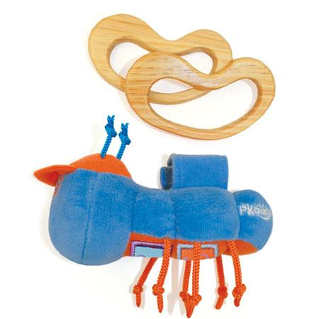 teething rattle
