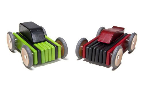 Tegu Magnetic Wooden Cars
