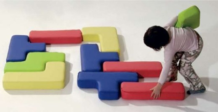 Tetris Blocks Will Enhance the Intelligence of Your Kids