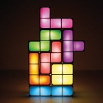 Playful and Cool Tetris Constructible Desk Lamp Light for Tetris Lovers