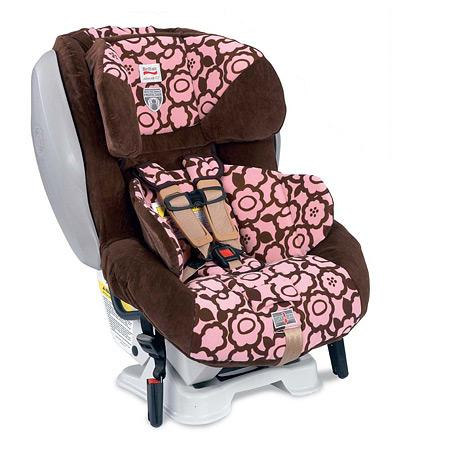 The Britax Advocate Car Seat