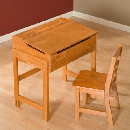 The Handy Desk And Chair Set By Schoolhouse Offers