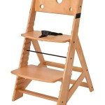 Keekaroo Natural Height Right High Chair Is An Ultimate Solution For Your Baby's Mealtime Fun