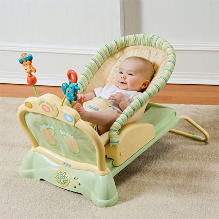kickin coaster infant seat