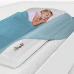 The Shrunks Wally Inflatable Toddler Bed Rail to Prevent Accidental