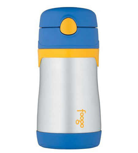 Thermos Foogo Phases Leak Proof Straw Bottle