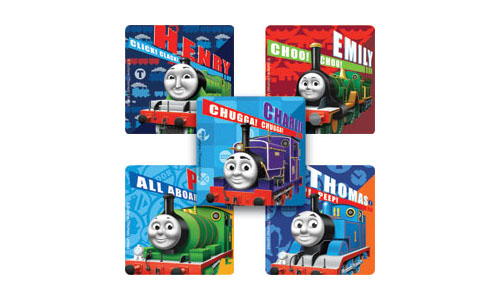 Thomas and Friends Stickers - Stickers for Kids