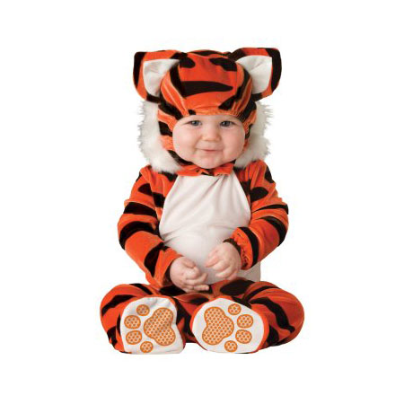 Tiger Tot Toddler Costume