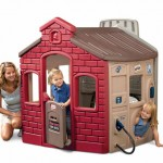 Tikes Town Playhouse : A Place for Endless Adventure for Your Kids