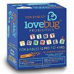 Tiny Tummies : Probiotics for Babies by Lovebug Probiotics