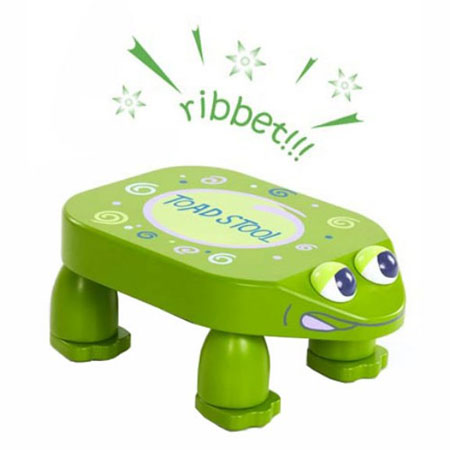 toad step stool