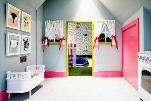 Wendy House style bedroom by MD Kids Interiors