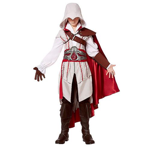 Assassins Creed Ezio Teen Costume - Top 20 Kids Halloween Costumes