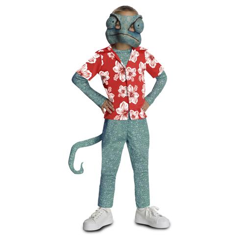 Rango Hawaiian Chameleon Costume - Top 20 Kids Halloween Costumes