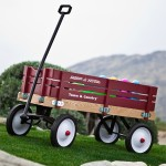 The Town & Country Wagon Provides Convenient and Functional Kid's Stuff Carrying