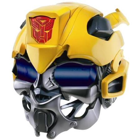 TRANSFORMERS 2 Bumblebee Helmet