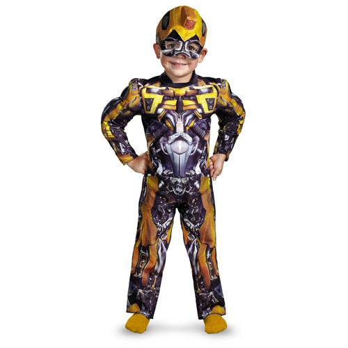 Transformers Bumblebee Costume - Top 20 Halloween Kids Costumes