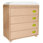 True Modern Changing Table & Dresser Grows With Your Baby