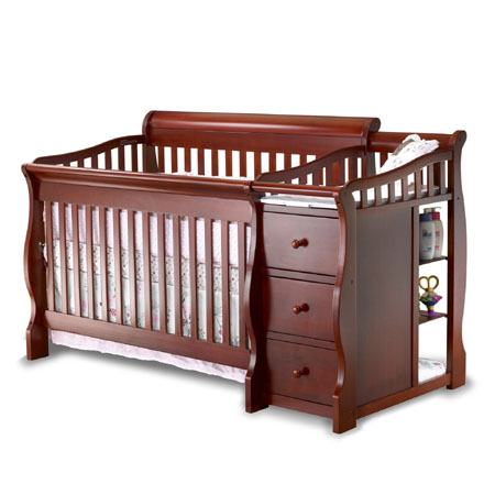 Baby Cribs With Drawers Modern Baby Crib Sets