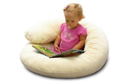 Ultimate fort Body Pillow for Mommies and Toddlers