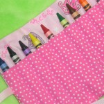 Ultimate On-the-Go Painting Solution Crayon Rolls