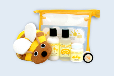 Unscented travel basic pack