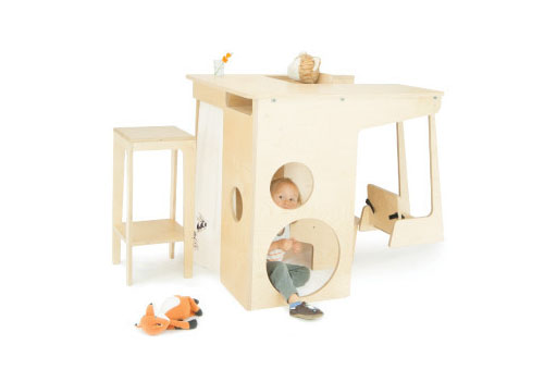 UpUp Play Tower Multifunction Children Furniture