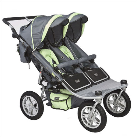 Valco Baby Runabout Tri-Mode Twin Jogging Stroller