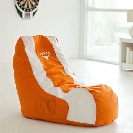 video bean bag chair
