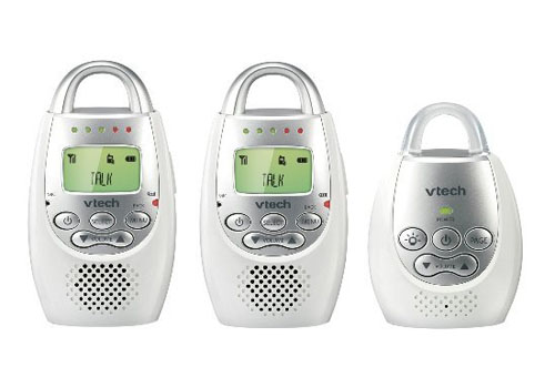 VTech Communications Safe and Sound Digital Audio Monitor with two Parent Units