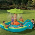 Wade Lagoon Offers Complete and Safe Water Pleasure for Your Kids