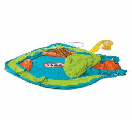 Wade Lagoon Inflatable Water Slide
