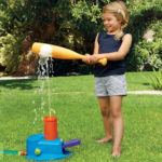 The Water Jet Hovering T-Ball Set Trains Your Kid to Become Pro Baseball Player