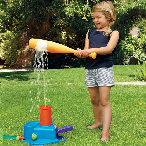The Water Jet Hovering T-Ball Set