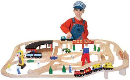 wooden_train_set1