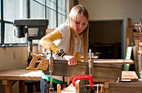 Woodworking Classes for Kids