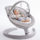Nuna x PBK Leaf Grow Baby Bouncer Doesn't Need Battery or Electricity to Work
