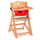 The Keekaroo Natural Height Right High Chair is a Perfect Solution for Children Dining
