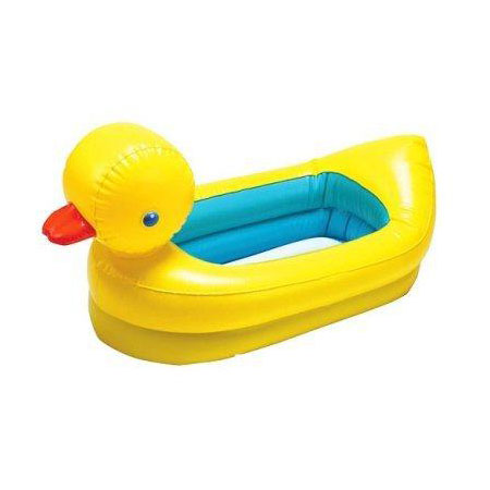 Inflatable Safety Yellow Duck Tub