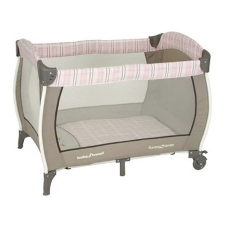 baby trend deluxe play yard