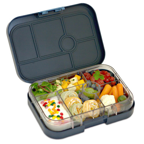 yumbox bento lunch box with 6 compartments is great for picky eater modern. Black Bedroom Furniture Sets. Home Design Ideas