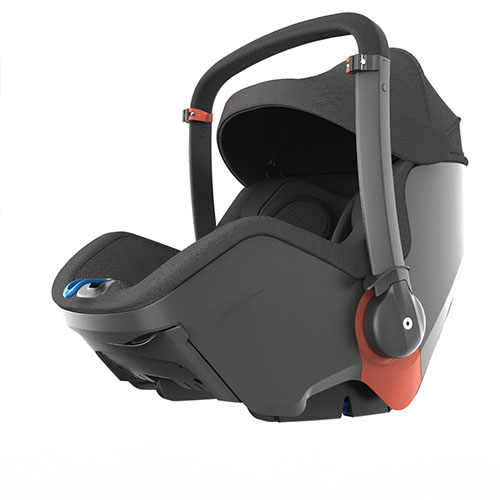 Award Winning Design ZAAF Smart Infant Carrier - Easy to Carry, Affordable, and Meet Highest Safety Standard