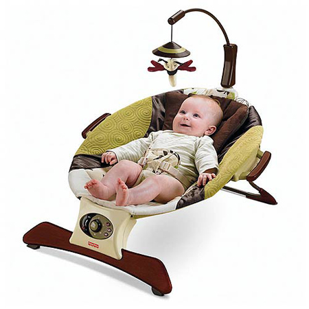 Fisher Price Zen Infant Seat